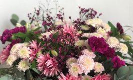 Lillede saatmine kulleriga