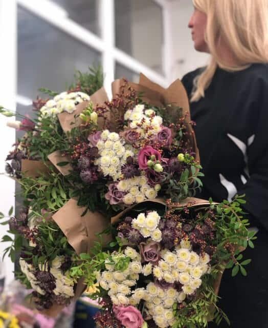lilled eritellimusel