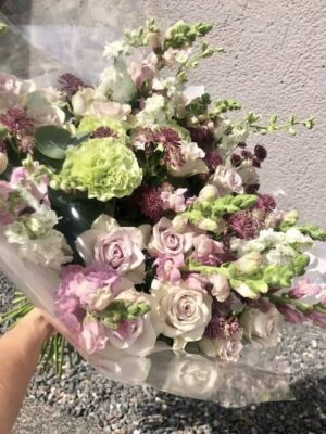 Boho bouquet by Studio Nelk
