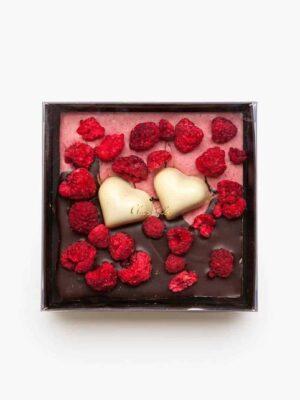 "Chocolate bar Raspberry ""Harts"""