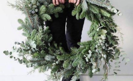 Kodu kaunistamine jõuluajal Taani moodi