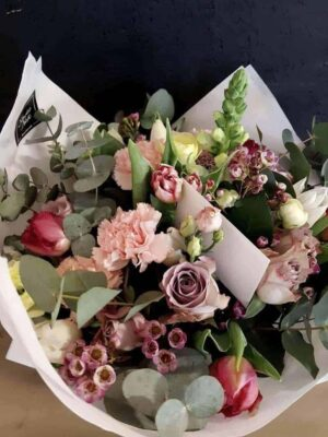 A Classic Bouquet by Studio Nelk