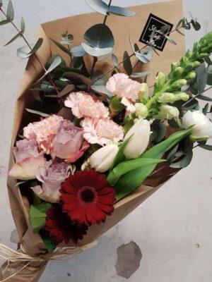 """Valentinipäeva lilled """"Väike prantslane"""""""