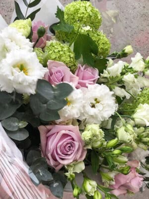 "Valentinipäeva lilled ""Be My Valentine"""