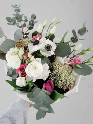 Posy Bouquet by Studio Nelk
