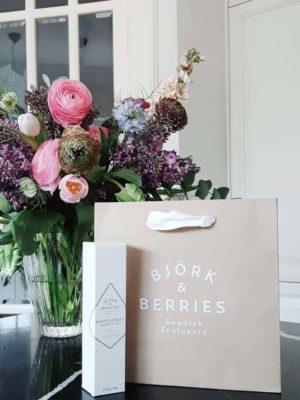 Suvine lillekimp ja Björk&Berries kätekreem