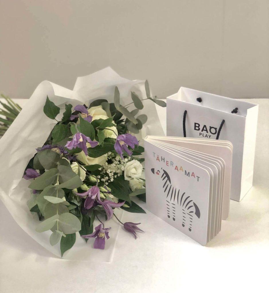 Lillede saatmine lapse sünni puhul