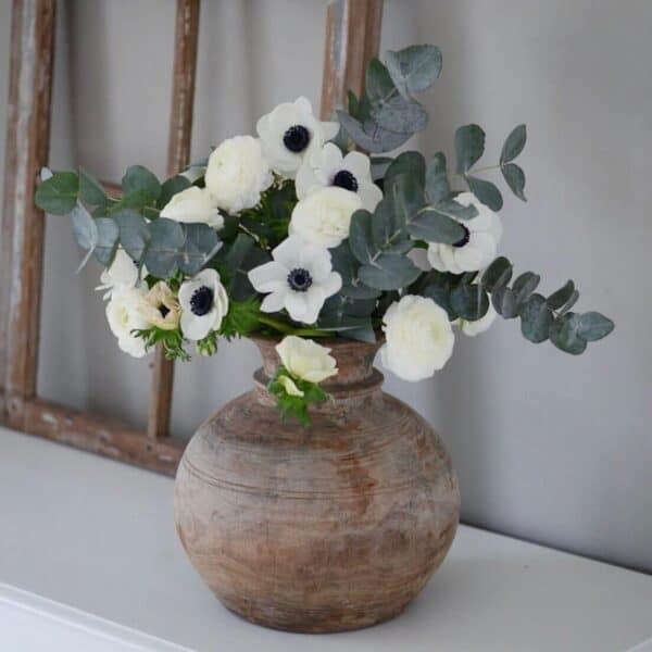 valge lillekimp