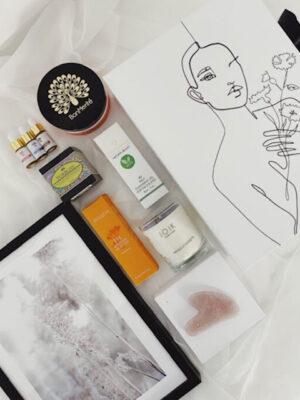 Pure Cosmetics Eesti kinkekomplekt